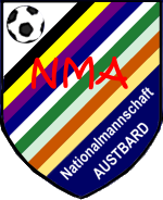 Logo of the Austbard national football team