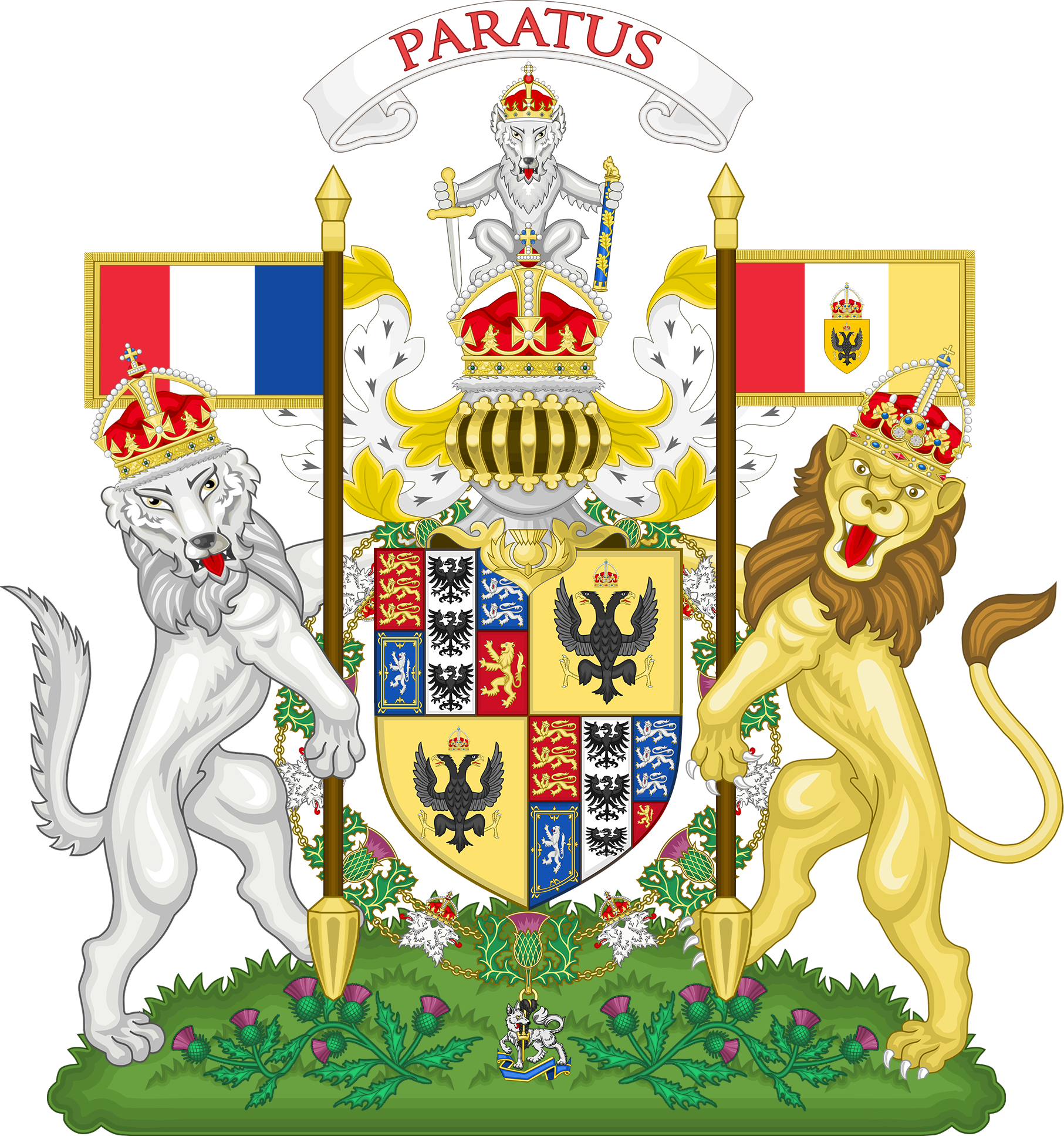 file royal coat of arms of victoria png micraswiki