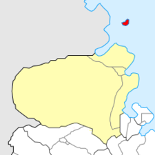 Location within Maremedres
