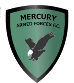 Mercury armed forces FC logo.png