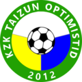 Taizun Optimistid badge.png