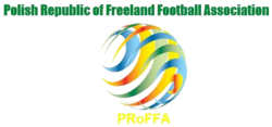 Logo of the Freeland national football team
