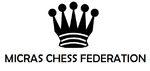 Logo of the Micras Chess Federation