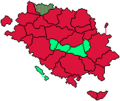 Craitish parliament counties 2015.png