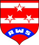 Ramez White Stars badge.png
