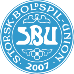 Logo of the Stormark national football team