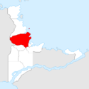 Location of Maremedres