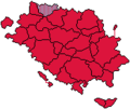 Craitish parliament counties 2016.png