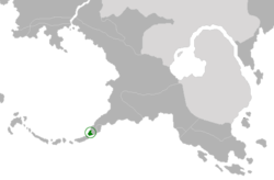 Location of Incontinentia